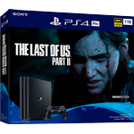 Sony PlayStation 4 Pro 1TB - The Last of Us Part II