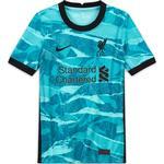 Supporterprodukter Nike Liverpool FC Stadium Away Jersey 20/21 Youth
