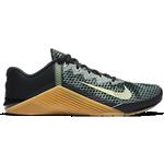 Träningsskor Nike Metcon 6 M - Black/Limelight/Gum Medium Brown/Limelight