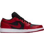 Nike Air Jordan 1 Retro Low M - Red/Black/White