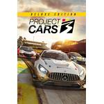 Cars ps3 PC-spel Project Cars 3 - Deluxe Edition