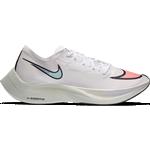 Löparskor Nike ZoomX Vaporfly NEXT% - White/Black/Hyper Jade/Flash Crimson