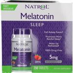 Natrol Melatonin Fast Dissolve 5mg 250 st