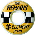 Hjul - 4 st Element Timber Remains 54mm 99A 4-pack