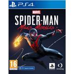 PlayStation 4-spel Marvel's Spider-Man: Miles Morales
