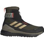 Trekkingskor Adidas Terrex Free Hiker Cold RDY M - Feather Grey/Savanna/Solar Red
