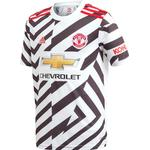 Adidas Manchester United Third Jersey 20/21 Youth