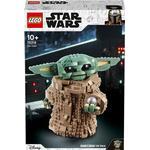 Lego på rea Lego Star Wars Mandalorian The Child Building Set 75318
