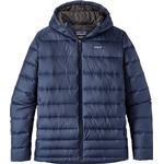 Jackor Herrkläder Patagonia Hi-Loft Down Hoody - Navy Blue