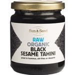 Sun & Seed Organic Raw Black Sesame Tahini