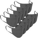 Skyddsutrustning Mouthpiece Denim Face Mask 10-pack