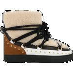 Vinterskor INUIKII Sneaker Curly Rock - Cream