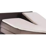 Turiform Amore U-Split Underlakan Vit (200x180cm)