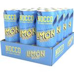Nocco BCAAs Limon Del Sol 330ml 12 st