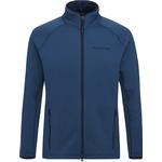 Peak Performance Chill Jacket with Zipper - Blue Steel