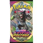 Pokémon Vivid Voltage Booster Pack