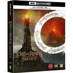 Filmer Sagan on ringen triologi - 4K Ultra HD (Blu-Ray)