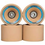Hjul - 58-75 mm D Street Journey Freedom 70mm 80A 4-pack
