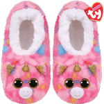 TY Fantasia Slippers - Pink