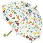 Djeco Froglets Umbrella - Transparent