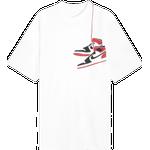 Nike Jordan AJ1 T-shirt - White