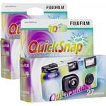 Engångskamera Fujifilm QuickSnap 400 (Pack of 2)