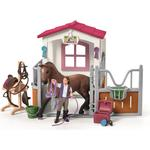 Schleich Wash Area with Horse Stall 42404
