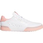 Adidas Adicross Retro Golf W - Cloud White/Glow Pink/Cloud White