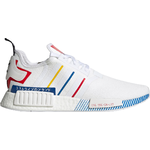 Adidas NMD_R1 W - Cloud White/Blue/Red