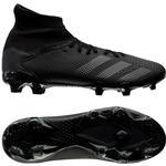 Fotbollsskor Adidas Predator 20.3 Firm - Core Black/Core Black/Dgh Solid Grey