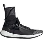Adidas Pulseboost HD Mid W - Utility Black/Dusty Rose-Smc/Utility Black