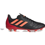 Adidas Predator Malice Control Soft - Core Black/Signal Coral/Scarlet