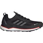 Adidas Terrex Agravic Flow Gore-Tex - Core Black/Grey Four/Solar Red