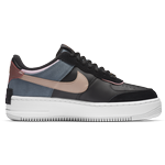 Nike Air Force 1 Shadow W - Black/Metallic Red Bronze