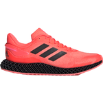 Adidas 4D Run 1.0 - Signal Pink/Core Black/Light Flash Orange