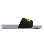 Nike Benassi JDI M - Wolf Grey/Black/Volt