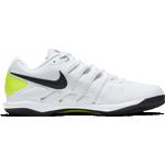 Nike Court Air Zoom Vapor X M - Vit/Volt/Svart