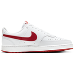 Nike Court Vision Low M - White/University Red