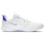 Basketskor Nike Mamba Fury - White/Field Purple/Amarillo/Light Solar Flare Heather