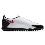 Nike Phantom GT Club TF M - White / Black / Pink Blast