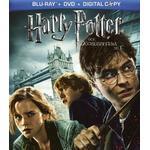 Harry Potter och dödsrelikerna del 1 (Blu-Ray 2011)