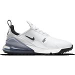 Golfskor Nike Air Max 270 G - White/Pure Platinum/Black
