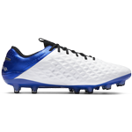 Fotbollsskor Nike Tiempo Legend 8 Elite AG - White/Hyper Royal/Metallic Silver/Black