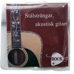 Strängar - Stämgaffel RockOn Steel Strings Acoustic Guitar