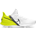 Golfskor Nike Air Zoom Infinity Tour - White/Lemon Venom/Volt/Black