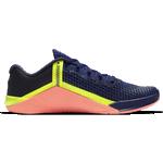 Nike Metcon 6 M - Deep Royal Blue/Bright Mango/Blackened Blue/Metallic Platinum