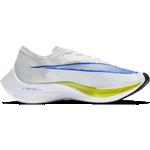 Nike ZoomX Vaporfly NEXT% - White/Cyber/Black/Racer Blue