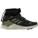 Adidas Terrex Hikster Mid W - Core Black/Legend Green/Legend Earth