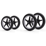 Bugaboo Donkey/Buffalo EVA Foam Wheels Replacement Set