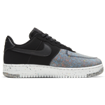 Nike Air Force 1 Crater W - Black/Photon Dust/Dark Smoke Grey/Black
